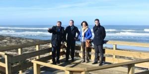 L'aménagement durable version plageDes réalisations parfaitement intégrées dans le paysage local
